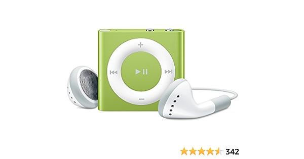 Apple Ipod Shuffle 2 Gb Mp3 Player Modell 2010 11 Grün Audio Hifi
