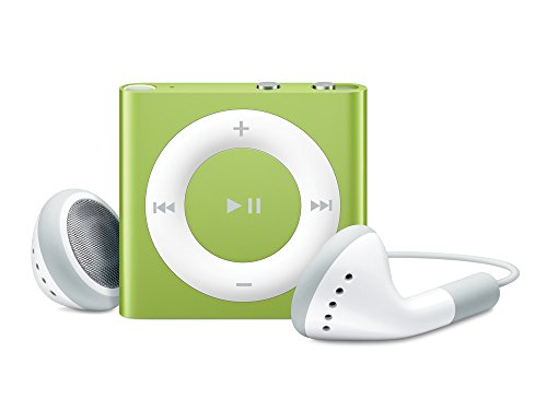 Grün Ipod-mp3-player (Apple iPod shuffle 2 GB MP3-Player (Modell 2010/11) grün)