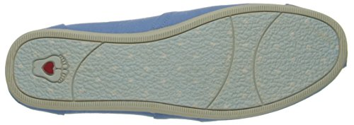 Bobs De Skechers Peluche Peace And Love Flat Light Blue