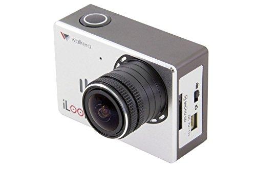 XciteRC 15003043 - iLook+ Full HD-Kamera mit integrierter 5.8 GHz-Bildübertragung