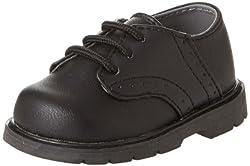 Natural Steps Clay Flat (Infant/Toddler),Black,5 M US Toddler