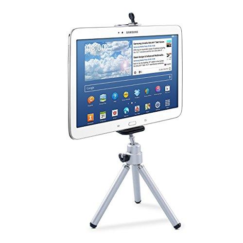 kwmobile-support-tablette-pour-9-10-tablet-trpied-pour-tablette-pe-compatible-avec-apple-samsung-len