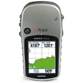 Garmin - eTrex Vista HCx - GPS de randonnée ou sport