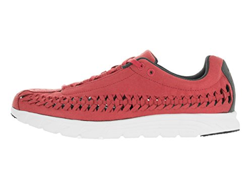Nike Mayfly Woven, Chaussures de Sport Homme Rouge - Rojo (Terra Red / Drk Bs Grey-Smmt Wht)