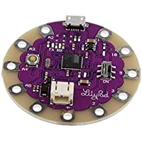 Lilypad Usb Atmega32u4 Plattenmodul ATmega328P Fuer Arduino Ersetzen
