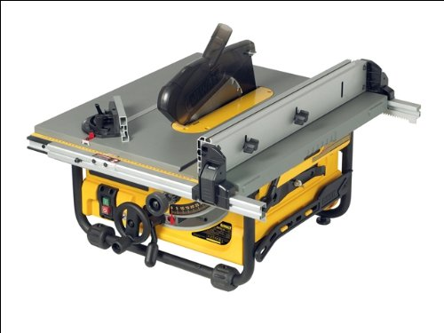 DEWALT DW745-LX 110V 250MM PORTABLE SITE SAW 1700 WATT