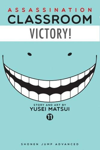 Assassination Classroom, Vol. 11 Cover Image
