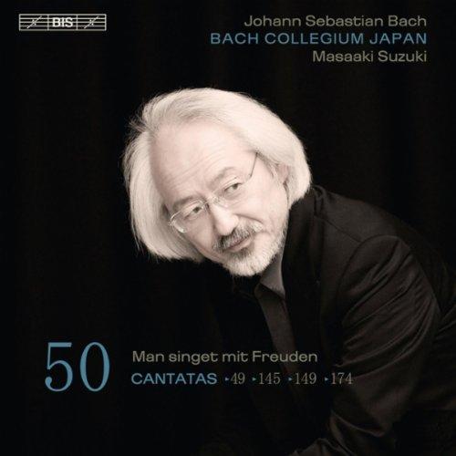 Ich geh und suche mit Verlangen, BWV 49: Recitative: Mein Glaube hat mich selbst so angezogen (Soprano, Bass)