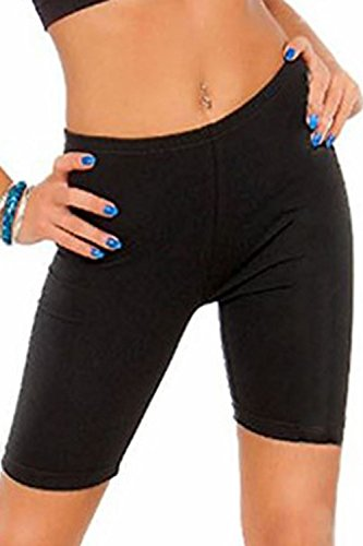 Vanilla-Ink--Ladies-Cotton-Active-Sports-Cycling-Gym-Workout-PLUS-SIZE-Zumba-Dance-Shorts-Leggings-Dance-Over-Knee-Streatchy-Capri-Shorts-UK-SIZE-8-26