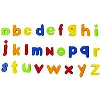 Uticon Fridge Magnet,Multicolor Magnetic Numbers Alphabet Fridge Magnet Learning Education Kids Toy - Lowercase Letter#