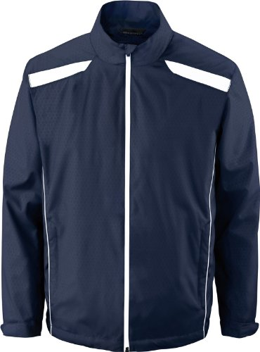 North End en Papier recyclé ultra léger, Men's Jacket Bleu - CLASSIC NAVY 849