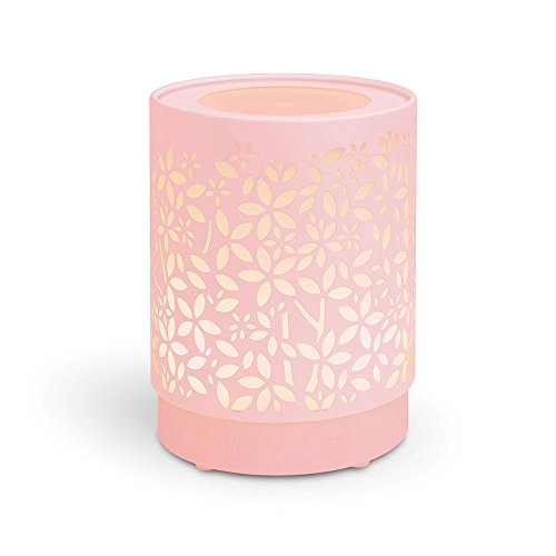 Oregon Scientific - Diffusore di aromi BlisScent floreale- rosa - WA633N_PINK