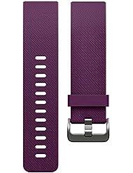 Fitbit Blaze Bracelet classique Prune Taille S