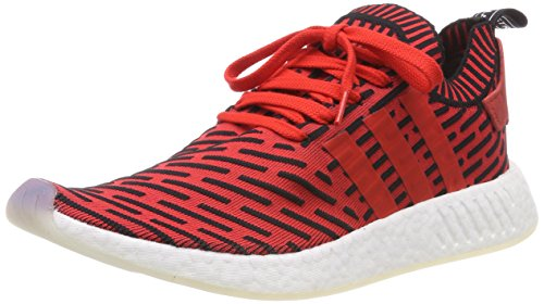 adidas Buty NMD_R2 PK Red**44 Zehenkappen, Rot (Red) 44 EU