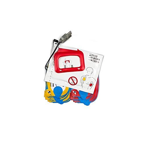 Quik-set (Physio Control quik-pak Erwachsene Training Elektroden, 5-er Set)
