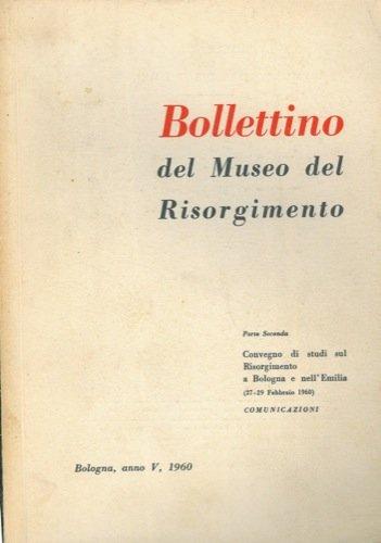 Artigiani, Commercianti ed Industriali a Bologna dal 1824 al 1859.