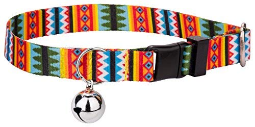 Country Brook Petz Sommer Pines Featherweight Katze Halsband -