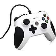Xbox One Controller Controlador con Cable XBox One Stoga con Ccable Reemplazo Gamepad Compatible con XBox One y Windows PC