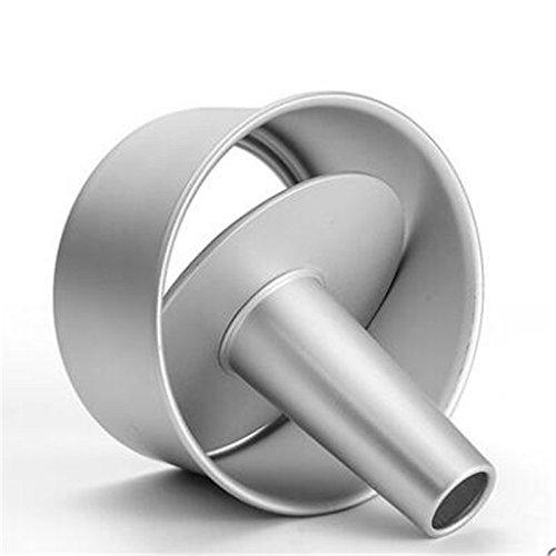 Schornstein Kuchenform nieten Abschnitt erhöhen Schornstein Kuchenform Aluminium Schimmel, 6 (6-zoll-schornstein)