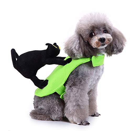Angoter Hund Weihnachten Kostüme Kleidung Hundemantel Hundekleidung Für Kleine Hündchen (Reiten Sie Auf Einem Einhorn Kostüm)