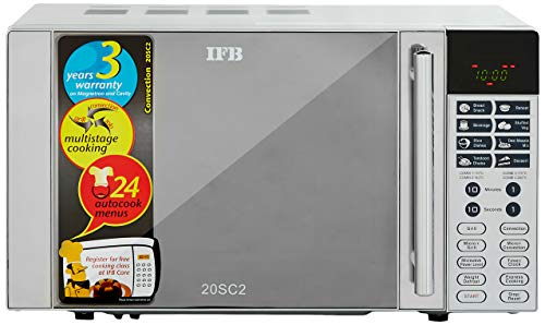 5. IFB 20 L Convection Microwave Oven