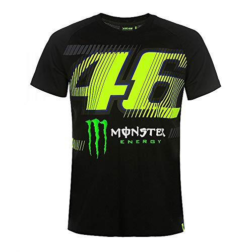 VR46 Monster Monza Replica T-Shirt XL (Monster Energy T-shirts)
