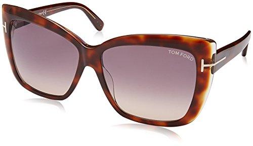 Tom Ford Sonnenbrille FT0390_PANT_53F (59 mm) Havana, 59