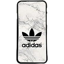 Carcasas de moviles fundas de movil de TPU compatible con samsung galaxy note 8 adidas marca deporte logotipo marmol