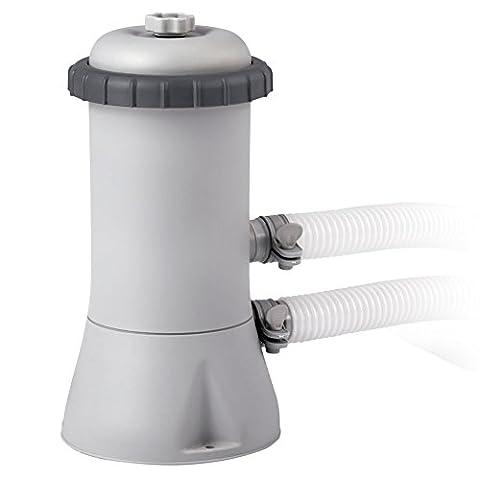 Intex Filtre épurateur à cartouche Gris 27 x 25,1 x 35,9 cm 28604