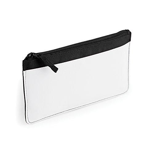 Bagbase-Sublimation-Stiftemppchen-Federmappe-Einheitsgre-Schwarz