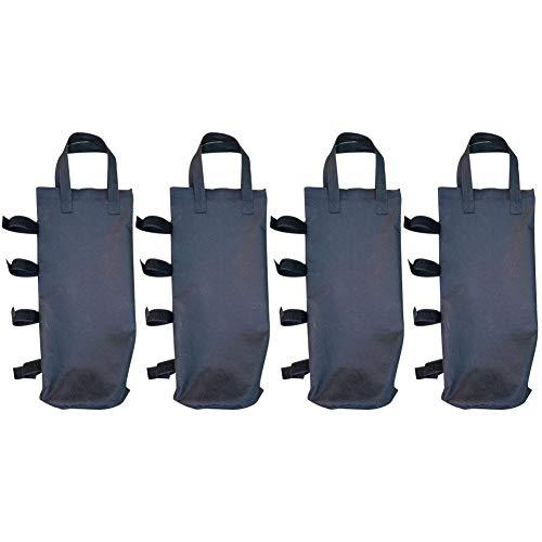Luminiu 4pcs Gewicht Tasche, Zelt Fester Sandsack,im Freien einzelne Tasche Sandsack Zelt festen Sandsack Anti-Schlafsack Zelt Unterstützung festen Sandsack -