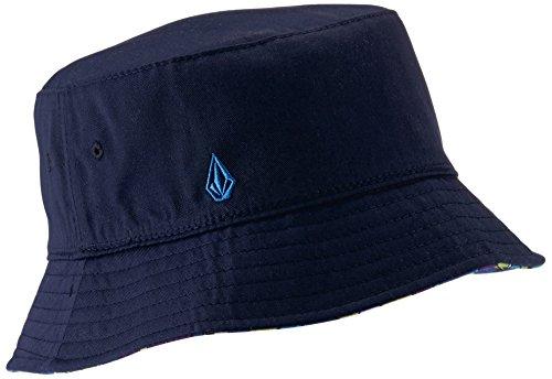Volcom stone chapeau casquette saharienne de la marque taille unique Bleu - bleu marine