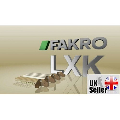 Fakro Base Stairs Accessories LXK Wall Brackets