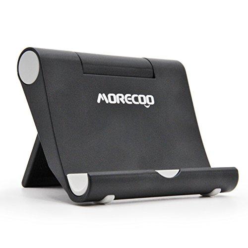 Soporte de Movíl de mesa ,MORECOO Multi-ángulo de teléfono Soporte para iPhone,...