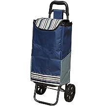 Ziehen Sie das Auto, um ein Auto zu kaufen kann gefaltet werden Faltbeutel kleine Anhänger Gepäckwagen Reise bar ( Farbe : B )