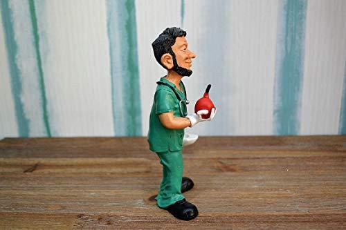 Zoom IMG-2 smi caricatura di mestiere infermiere
