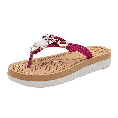 Frauit sandali estivi donna bassi etnici infradito donne eleganti con strass ciabatte ragazza estive mare pantofole ragazze estive da casa scarpe da spiaggia flip flops