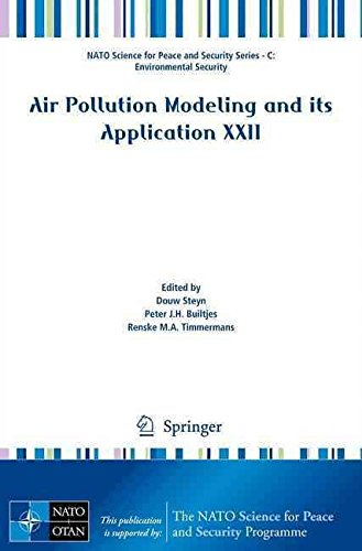 [(Air Pollution Modeling and Its Application XXII)] [Edited by Douw G. Steyn ] published on (October, 2013)