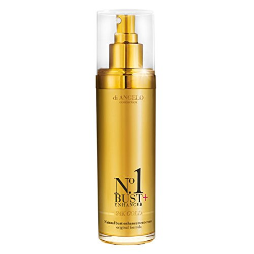 No1 Bust+ Enhancer / Brustcreme 24K Gold von di Angelo