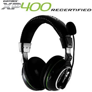 Turtle Beach Ear Force XP400 Dolby Surround Sound Gaming Headset - Manufacturer Refurbished Portable Consumer Electronic Gadget Shop