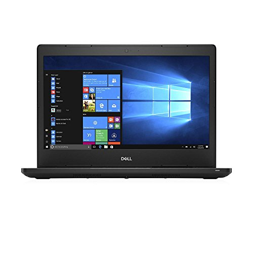 Dell Latitude 3480 14-Inch Notebook - (Black) (Intel Core i3-6006U Processor, 4 GB RAM, 500 GB HDD, Intel HD 520 Graphics, Windows 10 Pro)