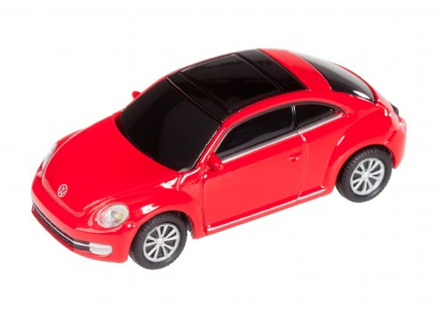 Autodrive VW New Beetle 8 GB USB-Stick im Auto-Design USB 2.0 rot