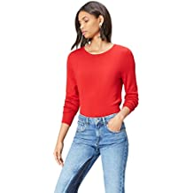FIND Women's Jumper in Relaxed Fit with Crew Neck