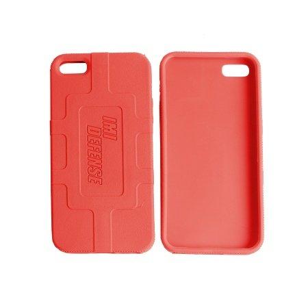 Mobile Spec (IMI rot Mil-Spec Outdoor iPhone 5s Silikon Schutzhülle aus Polymer)