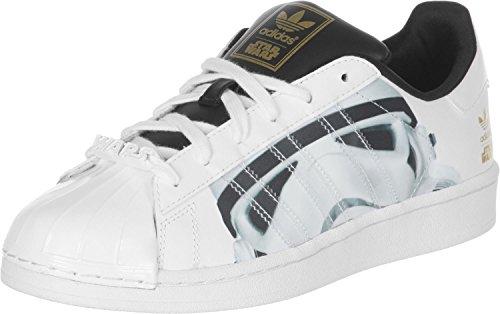 Adidas Superstar Fundação Herren Sneakers Weiss (ftwr Branco / Núcleo Preto / Ftwr Branco)