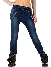 ac71999c5c3685 Damen Jeans, SIMPLY CHIC USED HÜFT BOYFRIEND JEANS, KL-J-Q1573,