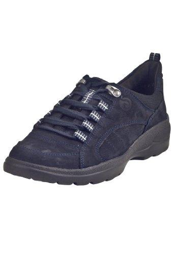 Semler chaussures pour femme bleu marine/noir Bleu - Bleu