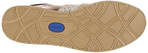 Jenny - Glendale, Pantofole Donna Beige (Rose/Plush,Bronce/Rose Gold)