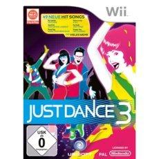 Preisvergleich Produktbild Wii Just Dance 3 Bundle