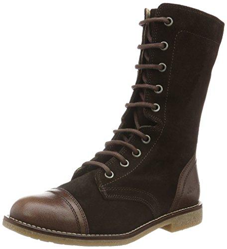 jonnys-damen-ylwa-combat-boots-braun-dak-elche-testa-39-eu